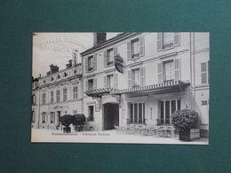 CPA FONTAINEBLEAU HOTEL DE TOULOUSE BARGUE  PROPRIETAIRE  NEUVE SUPERBE - Fontainebleau