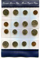 1978 Muntset Morin M/MS9 - FR +VL - Set Van 8 Munten In Pvc Etui Met Zilver Opdruk - Collections