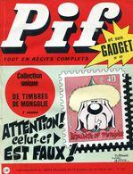 Pif Gadget N°89 - Le Grèlé 7/13 - Corto Maltese - Pif Gadget