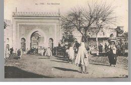 CPA  Fez (Maroc) Bab Boujloud - Fez (Fès)