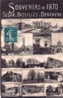 08 - Ardennes - Souvenir De 1870 - SEDAN -  BAZEILLES - DONCHERY - Sedan