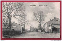 LIBIN-BAS  -  Route De Recogne - La Forge, Forgeron, Animée.  Voir Les 2 Scans. - Libin