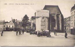 59 - LILLE - Place Du Palais Rihour - Lille