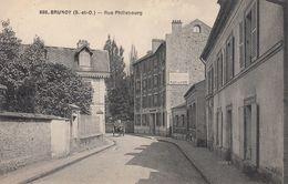 Brunoy Rue Philisbourg - Brunoy