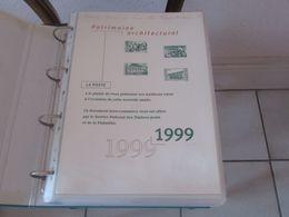 Documents De La Poste Année  1999 - Timbres