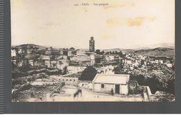 CPA  Taza (Maroc) Vue Générale - Autres