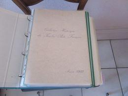 Documents De La Poste Année  1988 - Timbres