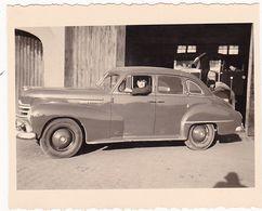 Photographie : Automobile : AUDI : à Identifier -militaire - Militaria : Voiture Du Commandant : - ( Régt. 451 C L R M ) - Automobile