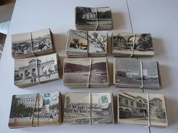 Gros Lot De Cartes CPA Et CPSM 500 Cartes De France Et 500 Cartes Monde Envoi En Colissimo 5kgs France Uniquement - Cartes Postales