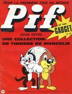 Pif Gadget N°87 - Teddy Ted - Nasdine Hodja - Pif Gadget