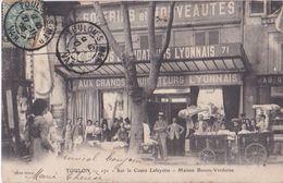 TOP 83/ Devanture De La Maison Bozon- Verduraz- A Saisir!! - Toulon