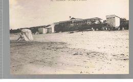 CPA  FEDHALA (Maroc) La Plage Et Le Casino - Autres