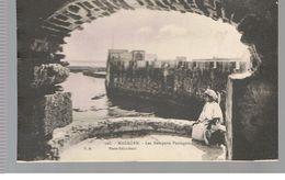 CPA  MAZAGAN (Maroc) Les Remparts Portugais - Autres