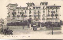 64 - SAINT-JEAN-de-LUZ - Golf-Hôtel - Saint Jean De Luz