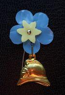 """WW1 Insigne De Poilu 14/18 Bleuet """"Journée Des Pompiers"""" WWI - 1914-18"""