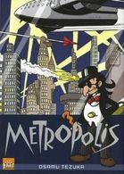 Metropolis - Osamu Tezuka - Taifu Comics - Mangas