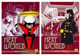 Next World T1+T2 - Osamu Tezuka - Taifu Comics - Mangas