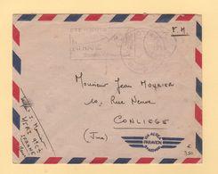 Maroc - Ifane - 1956 - 5e Regiment D Infanterie - Storia Postale