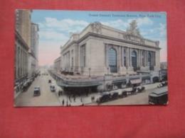 Grand Central Station  New York > New York City  Ref 4198- - Manhattan