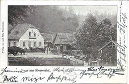 1899 - KLOSTERTHAL , Gute Zustand, 2 Scan - Gutenstein
