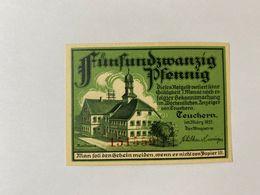 Allemagne Notgeld Teuchern 25 Pfennig - Verzamelingen