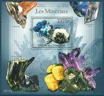 Comoro Islands - 2011 Minerals MNH** - Lot. A390 - Minerali