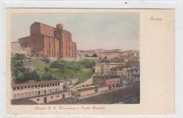 Siena. Chiesa Di S. Domenico E Fonte Branda. - Siena