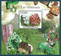 Comoro Islands - 2011 Minerals MNH** - Lot. A393 - Minerali