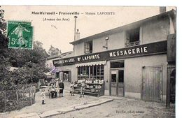 MONTFERMEIL-FRANCEVILLE - Maison LAPOINTE (Avenue Des Arts) - Montfermeil