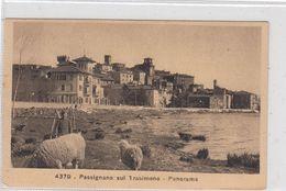 Passignano Sul Trasimeno. Panorama - Perugia