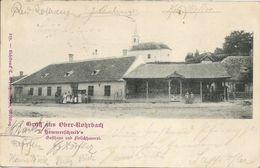 1901 - OBERROHBACH   LEOBENDORF , Gute Zustand, 2 Scan - Korneuburg