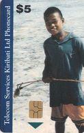 Kiribati, KI-TSK-0001, Boy, 2 Scans. - Kiribati