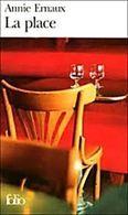 La Place - Annie Ernaux - Libros, Revistas, Cómics