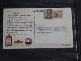 Espagne - Canaries - Las Palmas - 1953 - Publicité Plasmarine  Ionyl - 1931-Oggi: 2. Rep. - ... Juan Carlos I