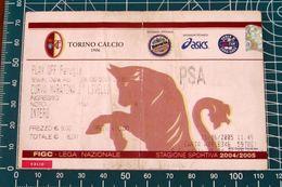 Calcio Biglietto Ticket TORINO Play Off PERUGIA Curva Maratona Stadio Delle Alpi 26/06/2006 - Tickets D'entrée