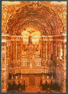 BRAZIL - INTERIOR OF SAN FRANCISCO CHURCH  - SALVADOR - BAHIA  - UNUSED - Salvador De Bahia