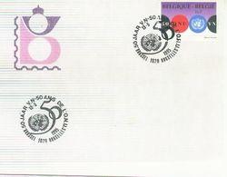 50 Jaar V.N. 1020 Brussel Op Ocb. Nr. 2601 - FDC