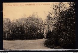 Postkaart Van Pensionnat Du Sacré Coeur Lindthout Cours De Récréation - Lint