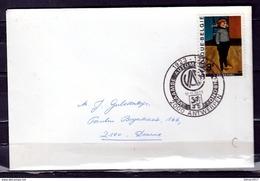 Brief Antwerpen Naar Deurne - Belgium