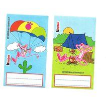 KB1357 - VIGNETTES KINDER LA PANTHERE ROSE - Trade Cards