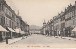 88 - SAINT DIE - Rue Thiers - Saint Die
