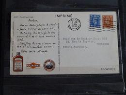 Jersey - Mount-Orgueil Castle - CAD De Jersey - 1951 - Publicité Plasmarine  Ionyl - Jersey