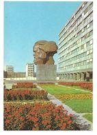 9900  KARL-MARX-STADT,  KARL:MARX-MONUMENT  1975 - Chemnitz (Karl-Marx-Stadt 1953-1990)