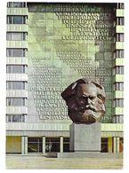9900  KARL-MARX-STADT,  KARL:MARX-MONUMENT  1977 - Chemnitz (Karl-Marx-Stadt 1953-1990)