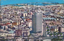 MAROC - Casablanca - La Place De La Révolution  Française Et Le Port - Casablanca