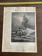 1910 JDV A LEGENDES ET MIRAGES THOR DIEU DES TEMPETES - Alte Papiere