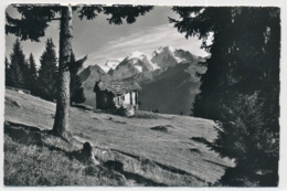 Clambin S. Verbier, Les Combins Und K-Stempel Verbier Mondzeu - VS Valais