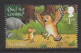 GB 2019 The Gruffalo £1.60 Multicoloured SG 4281 O Used - 1952-.... (Elizabeth II)