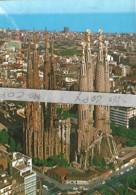 Barcelona - La Sagrada Famiglia N° B 09 - Barcelona