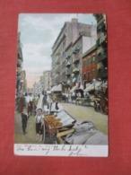 Mulberry Street    New York > New York City  Ref 4198- - Manhattan